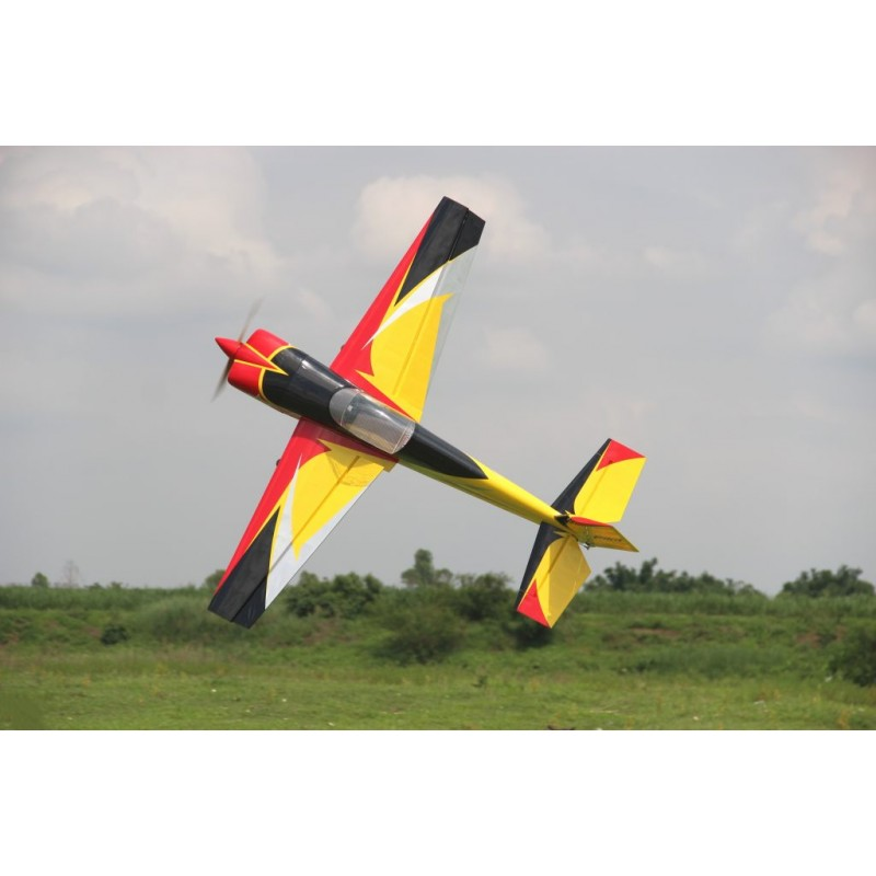 "SLICK 103"" Red/Yellow/Black  ARF (Color 2)  2630 mm"